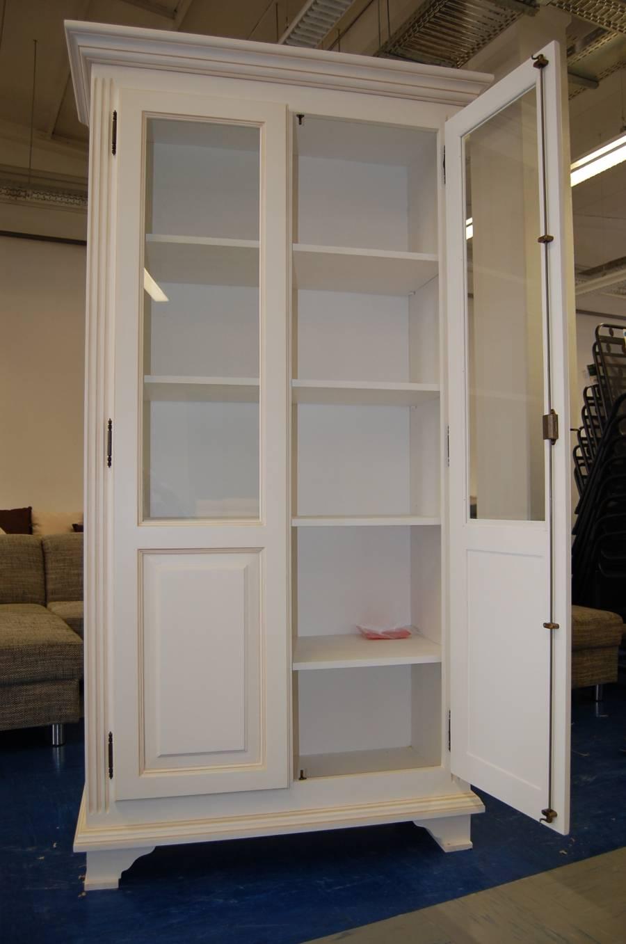 couch center online versandhandel landhaus vitrine. Black Bedroom Furniture Sets. Home Design Ideas